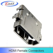 19 pin lcd connector hdmi hdmi waterproof connector hdmi 3 cable pin connector