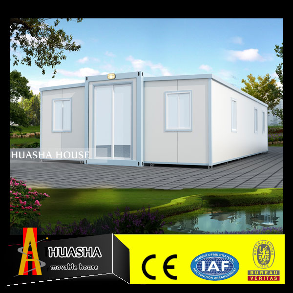 Hot sale 20ft shipping prefab container bar used for office