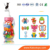 Christmas Gifts Sets 2 In 1 Baby Rattle And Baby Teether With Giant Baby Bottle