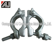 Various size available bs1139 scaffolding swivel coupler