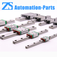 ZS Competitive price Miniature Linear guide Rail width 7mm 9mm 12mm 15mm