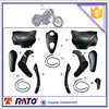 TC200 motorcycle front fender, motorcycle side cover, motorcycle plastic parts