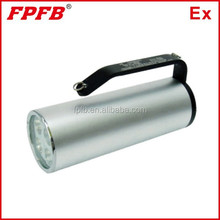 Portable LED anti-explosion searchlight