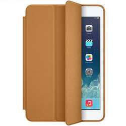 PU Leather Flip Case for Apple iPad 6 Air 2 ipad6 Stand Cases Smart Cover With Automatic Sleep & Wake up