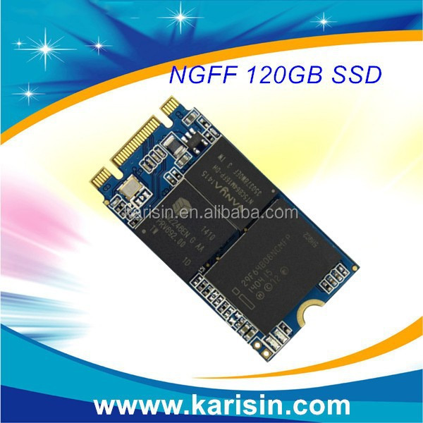 Karisin M.2 ngff Solid State Drive For Macbook Air 120GB SSD