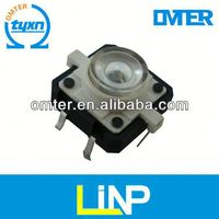 Best Seller replacement for 5x5x0.8mm mp3 mp4 laptop mobile phones common switch smd tact switch push button switch
