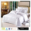 Classical 5 star hospitality hotel cotton bed sheets supply in China