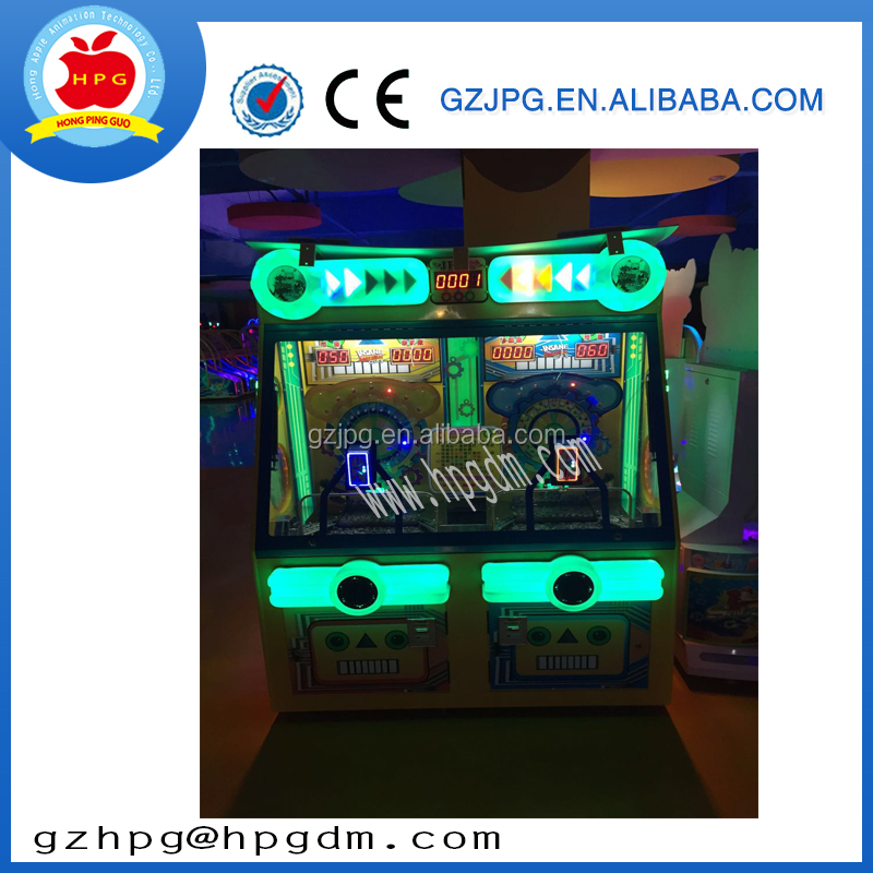 hige return coin operated prize toy candy crane claw machine/key master kids crane games classical arcade game for sale