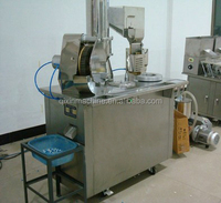 new technology soft gelatin capsule filling machine