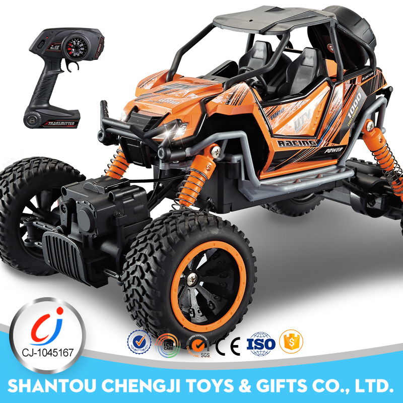 Off road racing 2.4G 1:14 climbing free shipping rc car toy remote
