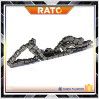 High quality double row motorcycle chain