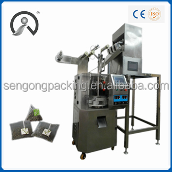 SG5011 automatic homeopathic and medicinal tea packing machine for sale
