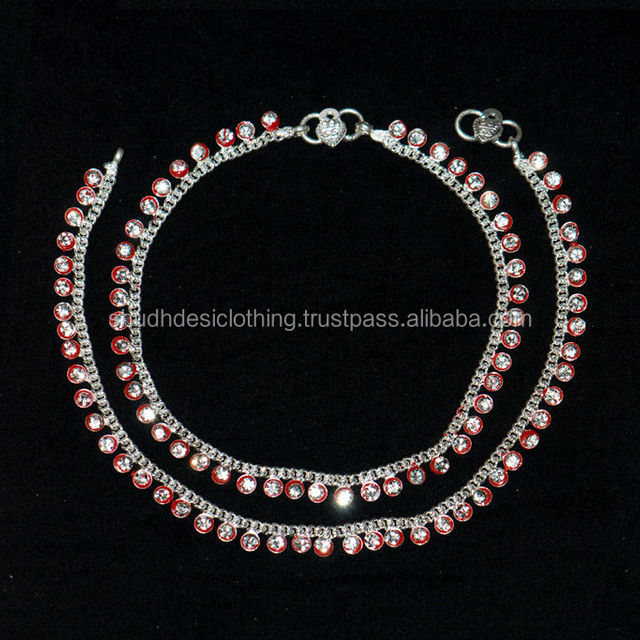 Designer Anklets for Beautiful Girls Women Gifts