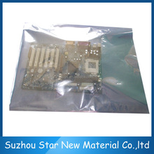 Plastic packaging bag, esd antistatic finishing static shielding films