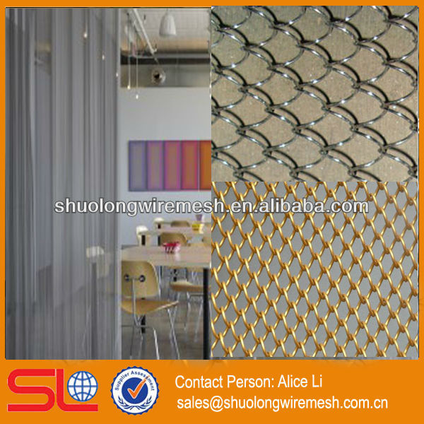 competitive price ! silver metallic curtain ,mexico style simple elegant curtain