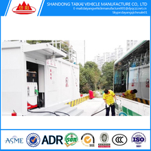 ISO certifcate diesel filling container fuel fuel station portable fuel station