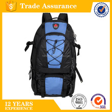 Mountain Climbing Rope Bag Climbing Hiking backpacks waterproof Manufactuer Unisex Hiking Backpacks With Water Bag
