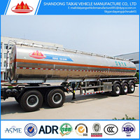 High-pressure oil through distribution valves , tubing into the lift cylinder , front cab car safety shield