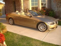 Used 2008 BMW 328i Convertible Car