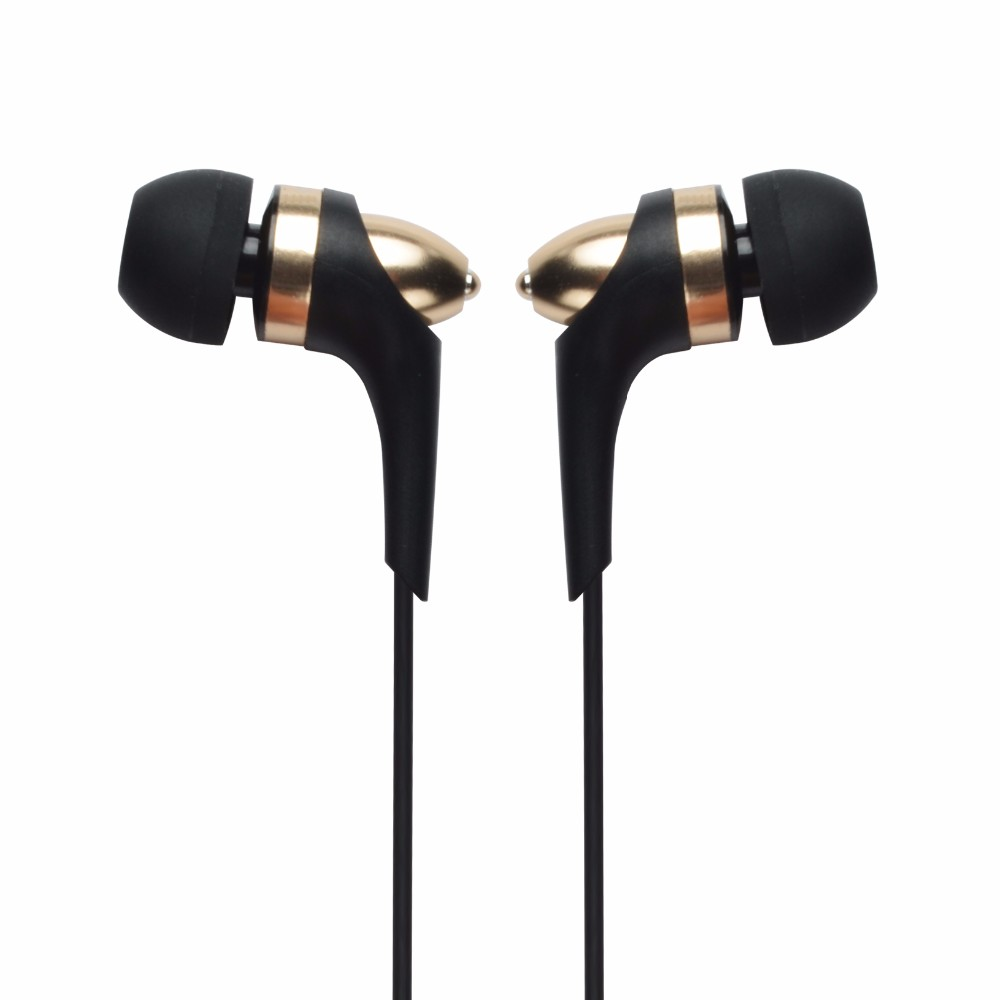 Wholesale Super bass stereo in ear high quality best wooden earphone with mic for mobile phone and mp3