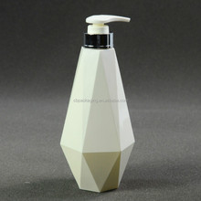 custom made plastic shampoo bottle packaging