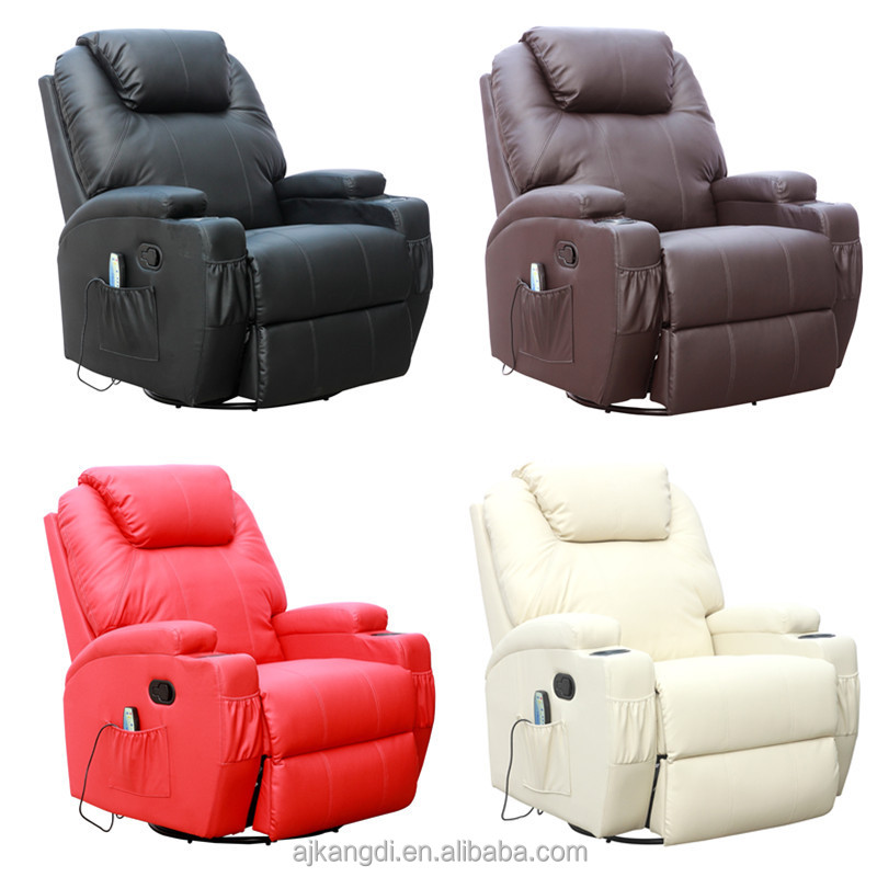 8 point vibration massage recliner/massage chair/massage cinema recliner/KD-DM7028