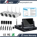 Best selling waterproof 1080p ip camera cheap 8ch cctv nvr kit