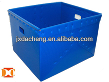 2013 durable high-quality pp plastic storage box