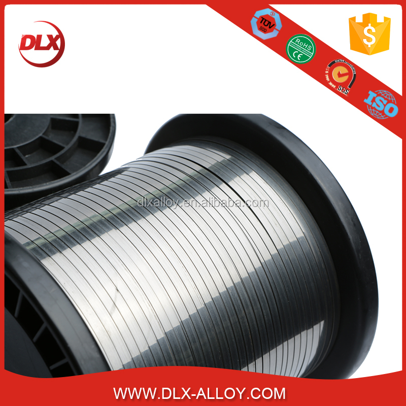 Nichrome ribbon wire