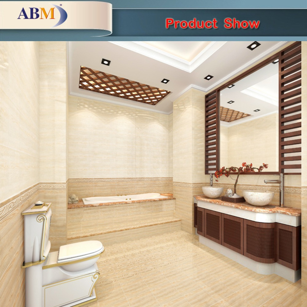 New Easy Cleaning 300 600mm Bathroom Wall Tiles With Decorative Wall Borders Buy Kitchen