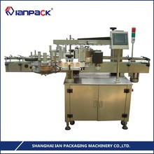 Industry Top 3 Manufacturer IANPACK Automatic Sticker Labeling Machine for Glass Bottles