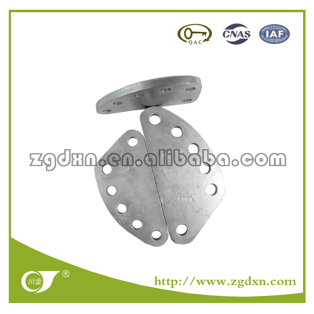 2017 Zigong Sichuan Factory Price DB Type Adjustable Yoke Plate