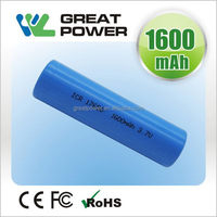 New style most popular 3.7v lithium-ion battery cell