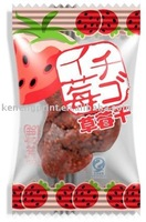 Dried Strawberry Packaging Pouch and Bag
