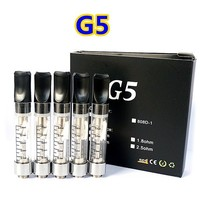 0.9ml G5 510 empty clear cartomizer compatible