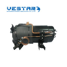 V-RHN153L3A KTN fridge compressors with horizontal type