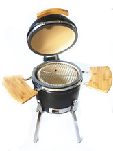 China Supplier Outdoor Grill Kamado Smoker Mini Bbq Stand