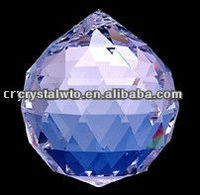 Different Color Multi Faceted Crystal Balls, Chandelier ball,Chandelier Pendant