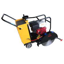 portable 3600rpm concrete road concrete floor cutter