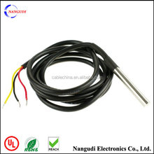 stainless steel probe RTD water tank temperature sensor pt100