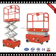 6M Mini model, Electric Aerial Platform, Aerial Scissor Truck