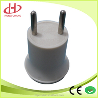 good quality two pin plastic lamp socket