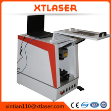 XT LASER watt 20W/30W Silver Stainless steel / Aluminum / Iron high precise fiber laser marking machine Protection Cover Design