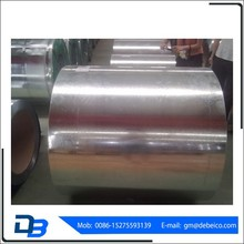 2016 New Design Hardness HRB40-80 Hot Dipped Zinc Galvanzied Steel Coils