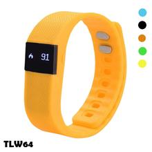Alibaba cheap products Best Smart BT Bracelet brandnew easy carry wristband step counter