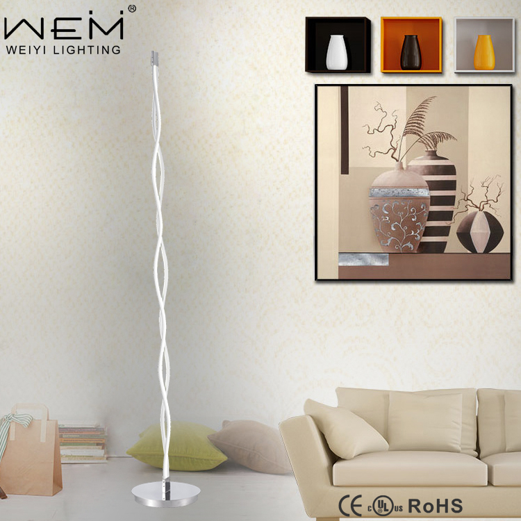Contracted Furniture Decoration LED Floor Standing Lamp
