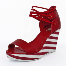 Latest ladies sandals rope sandal