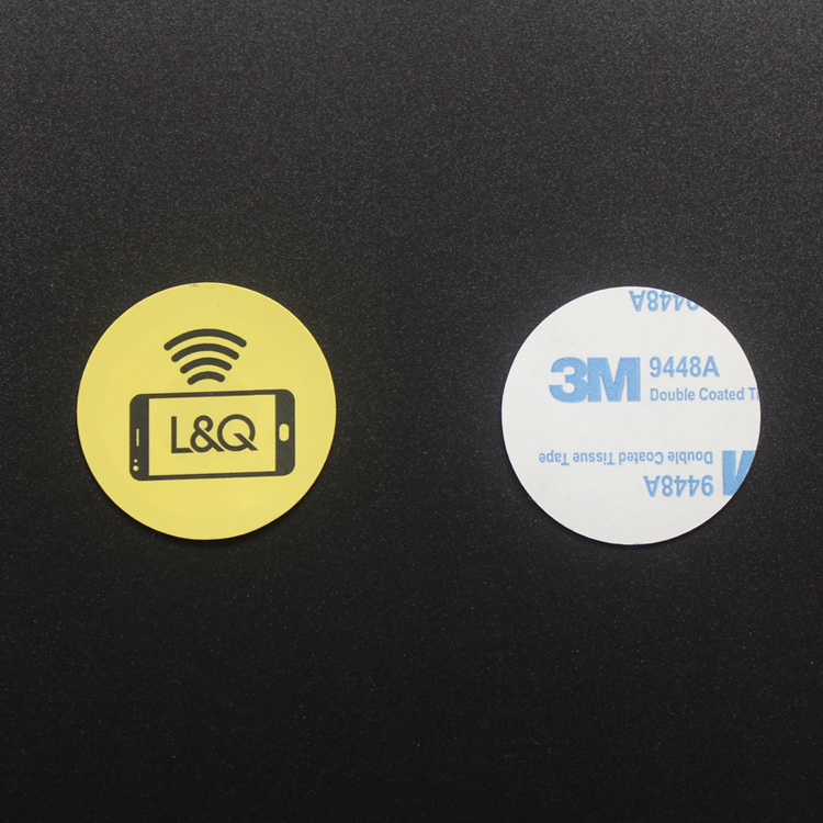 Best Seller 13.56mhz Anti Metal NFC Sticker Tag