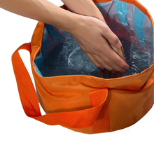 Plain and Camoufalge Pattern Hiking Camping Travel Outdoor Foldable Water Bucket Wash Basin