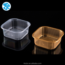 Food grade high quality disposable Stock moon cake Blister Tray hot selling